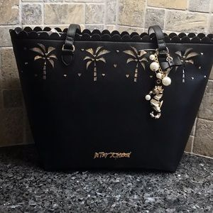 Brand New Betsey Johnson Coconuts About You Purse